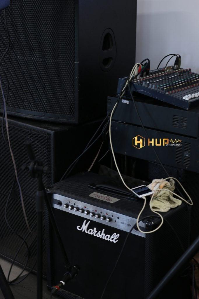 Âm thanh sân khấu