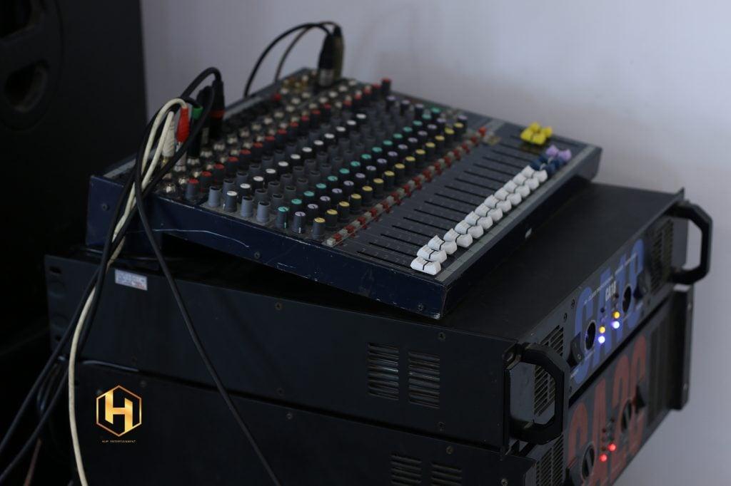 Main mixer